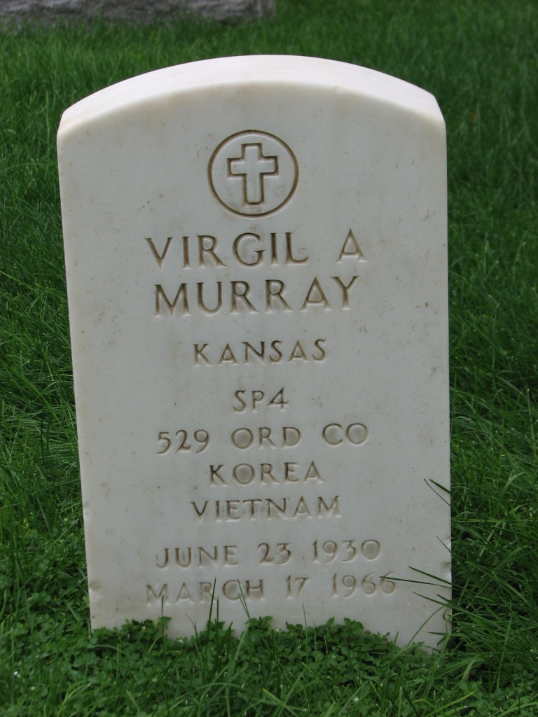Virgil Murray
