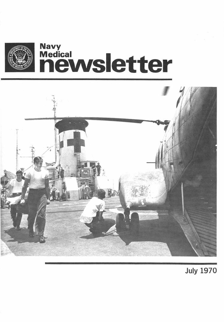 Navy Medical Newsletter